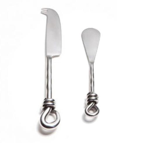 2 Piece Cheese Knife & Spreader image