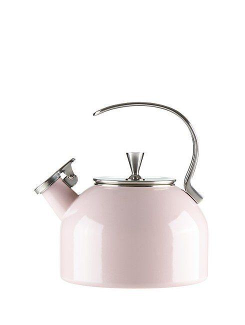Kate Spade  Cookware and Tea Kettles  Blush Tea Kettle $50.00