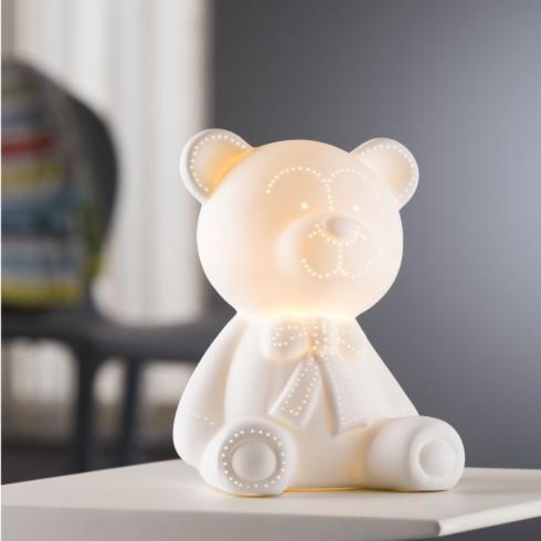 $60.00 Teddy Bear Luminaire
