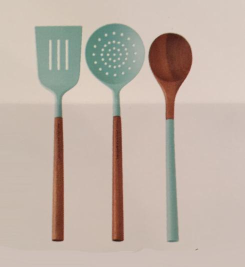 Kate Spade  Gadgets Turquoise Kitchen Tools, Set of 3 $35.00