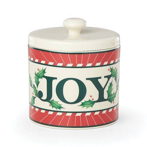 $25.00 Joy Canister