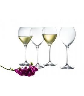 Galway Irish Crystal  Clarity White Wine, Set of 4 $30.00