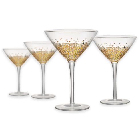 Artland  Ambrosia Martini Glasses, Set of 4 $40.00