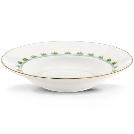 Bamboo Pasta/Rim Soup Bowl