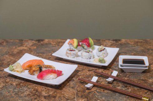 B.I.A. Cordon Bleu  White Serve Pieces Sushi 2 Go $26.00