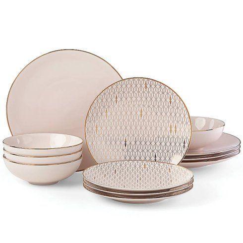 $328.00 12 Piece Dinnerware Set