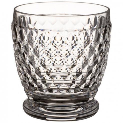 Villeroy & Boch Boston Crystal Clear Double Old Fashion Glass $16.00