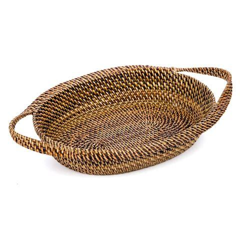 Oval basket with Handles collection with 1 products