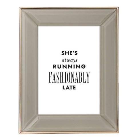 Kate Spade ~ Charles Lane ~ Camel 4x6 Frame, Price $40.00 in ...