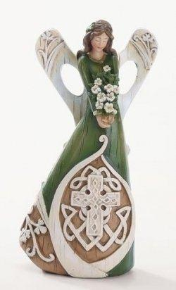 Live With It by Lora Hobbs Exclusives   Celtic Carved Angel $18.00