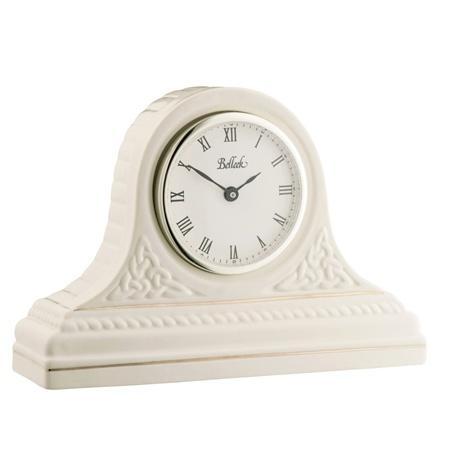 Belleek  Masterpiece Collection Celtic Mantel Clock $80.00