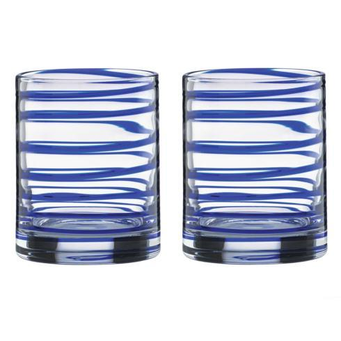 Kate Spade  Charlotte Street Stemware and Barware Double Old Fashion, Set of 2 $40.00
