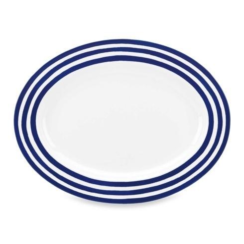 "Kate Spade  Charlotte Street Oval Platter, 16"" $90.00"