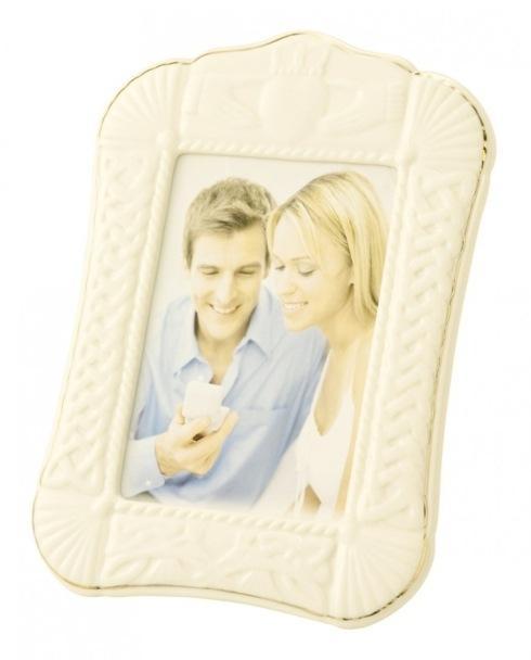 Belleek  Claddagh Claddagh 5 x 7 Frame $75.00