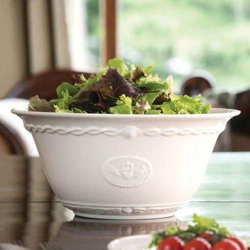 """Belleek  Claddagh Tableware Claddagh 10.5"""" Serving Bowl $48.00"""