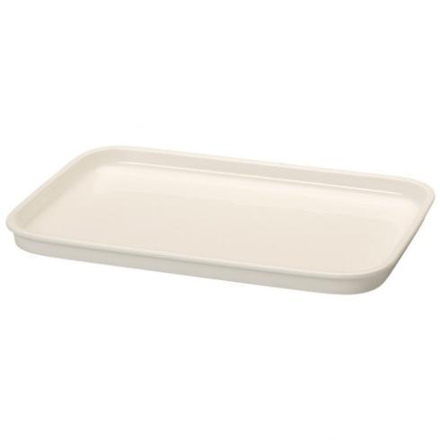 "Villeroy & Boch  Cooking Elements Rectangular Serving Plate / Lid, 12.5"" $42.00"