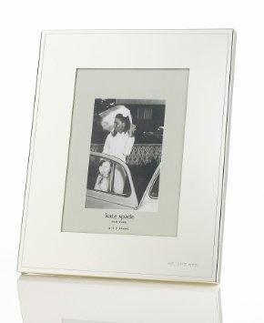Kate Spade  Darling Point 5 x7 Frame $65.00