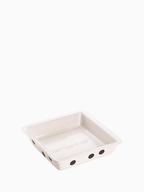 Kate Spade  Bakeware and Baking Pans Deco Dot
