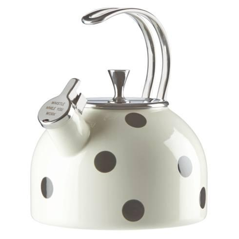 Kate Spade  Cookware and Tea Kettles  Deco Dot Tea Kettle $60.00