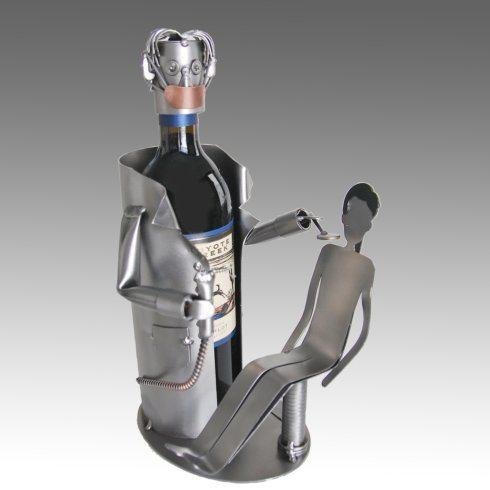 $88.00 Dentist with Patient Bottle Holder, Male