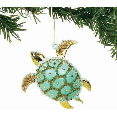 $15.00 Turtle Ornament