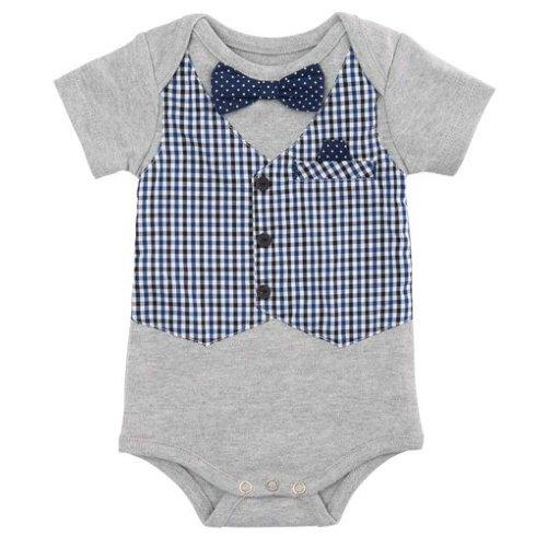 My First Formal Onesie, 6-9 Months collection with 1 products