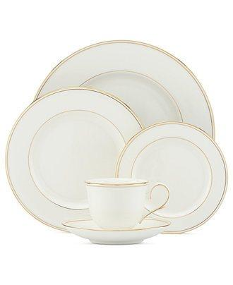 Lenox  Federal Gold 5 Piece Place Setting $99.00