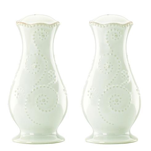 Lenox  French Perle White Tall Salt & Pepper $35.00
