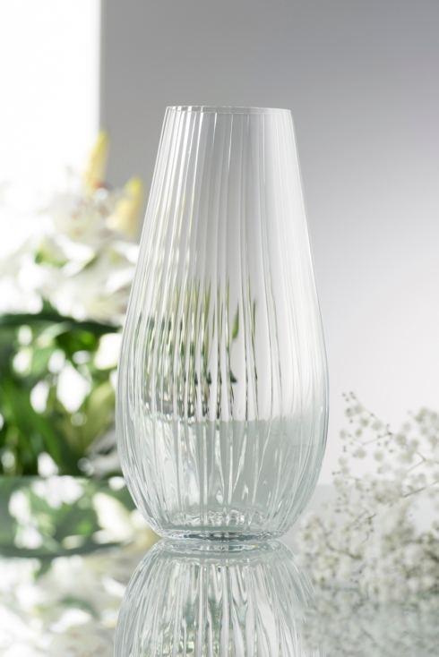 """Galway Irish Crystal  Erne Giftware Erne Large Vase, 12"""" $30.00"""