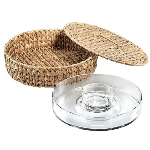 Artland  Simplicity Entertaining Garden Terrace, Chip & Dip, 4 Piece Set $40.00