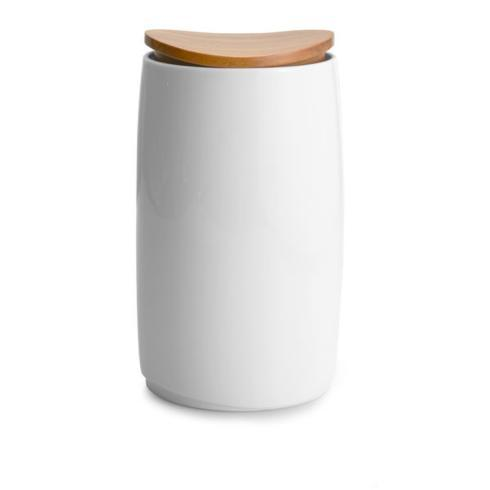 Live With It by Lora Hobbs Exclusives  Nambe Gifu Large Canister, 10.5