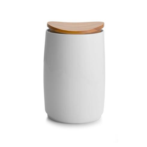 Live With It by Lora Hobbs Exclusives  Nambe Gifu Medium Canister, 9