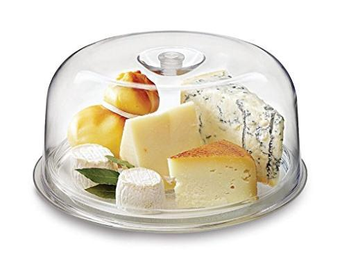 $30.00 Ginevra cake plate with dome