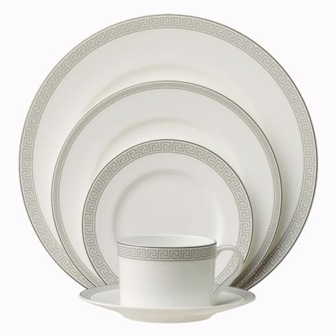 5 Piece Place Setting  sc 1 st  Live With It by Lora Hobbs & Nikko Greek Key products