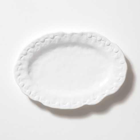 Live With It by Lora Hobbs Exclusives  Gubbio by Vietri Small Oval Platter $24.00