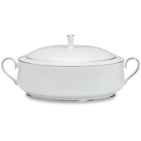 Covered Vegetable Bowl