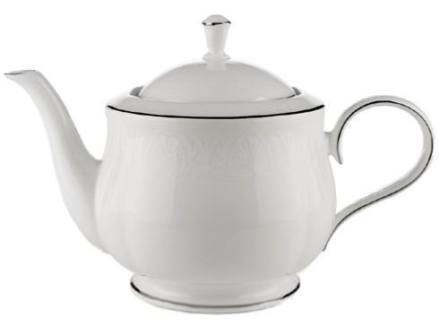 Lenox  Hannah Platinum Tea Pot $290.00