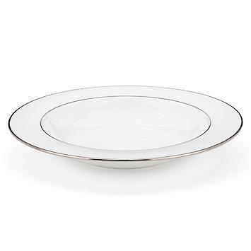Lenox  Hannah Platinum Rim Soup/Pasta Bowl $66.00