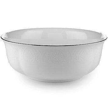 Lenox  Hannah Platinum Serving Bowl $210.00