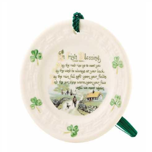 $30.00 Irish Blessing Ornament