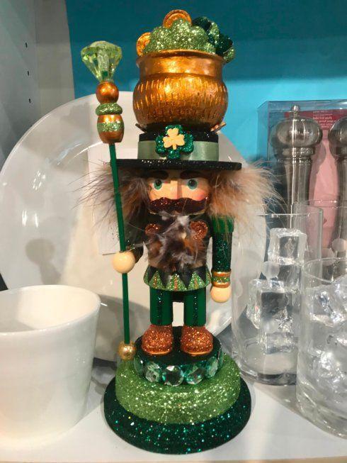 $67.00 12-inch Irish Nutcracker