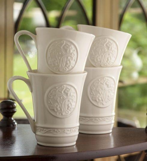 Belleek  Beverage Mug Collection Irish Craft Mugs $40.00