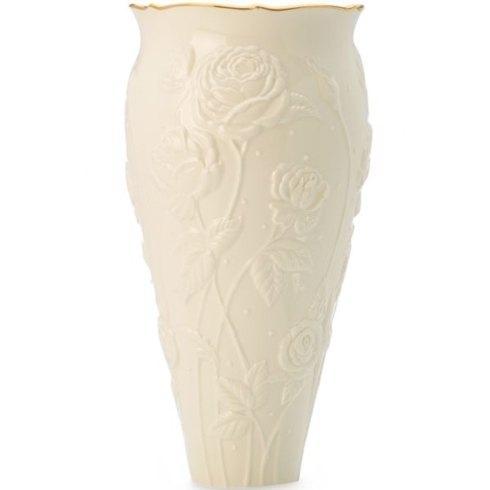 Lenox  Ivory Rose Large Vase $50.00