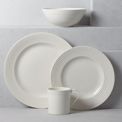 Kate Spade Wickford Wickford Dinnerware 4 Piece Place Setting $80.00