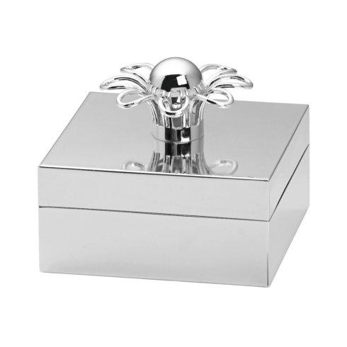 $40.00 Silver jewelry box