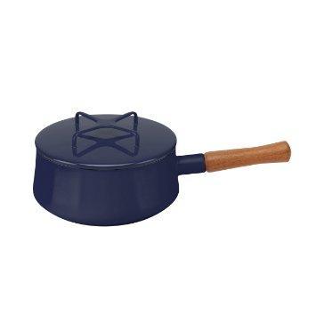 $80.00 Blue 2 Qt Saucepan