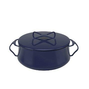 $100.00 Blue 4 Qt Casserole