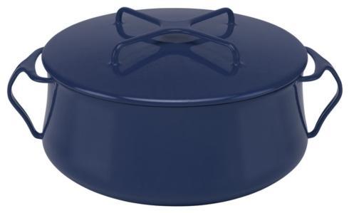 $130.00 Blue 6 Qt Casserole