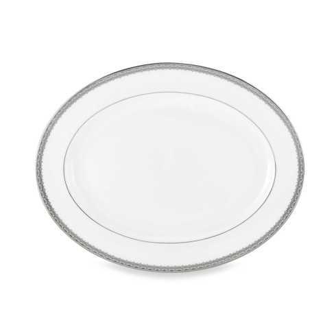 $125.00 Oval Platter, 16
