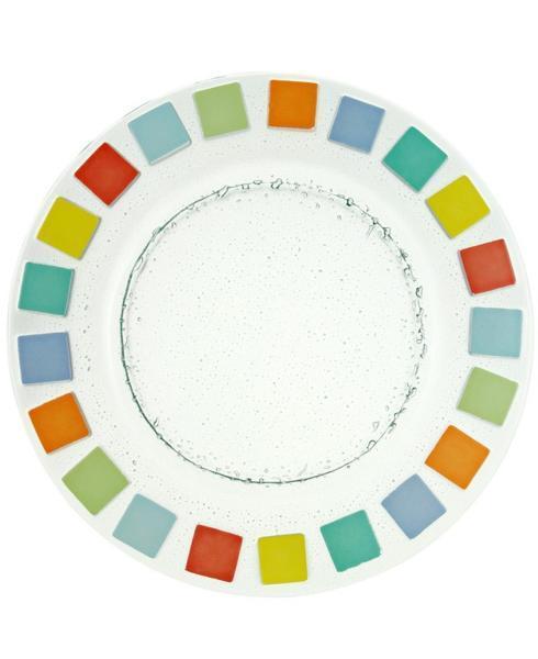 Villeroy & Boch Twist Alea Dinnerware Twist Alea Vitrum Glass Buffet Plate $56.60